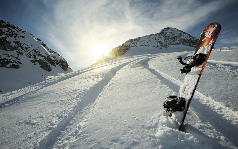 goFlow on Powder Mountain: Make WinterCount