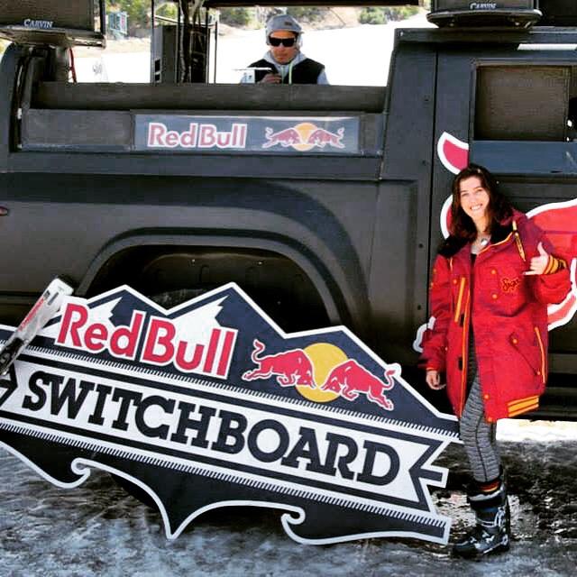Redbull Switchboard 2015