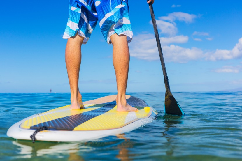 Stand -Up for Clean Water Paddleboard Race + goFlow GIVEAWAY