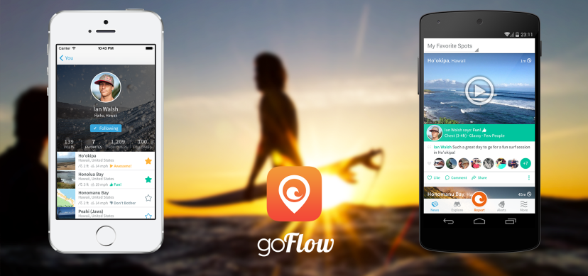 BREAKING NEWS: Share VIDEO on goFlow!