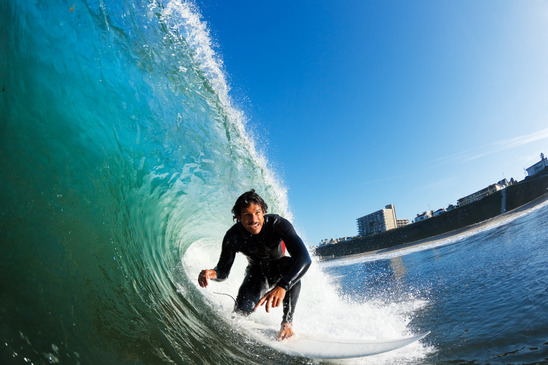 Where's the best surf in L.A.? Top 5 Surf Spots by goFlow