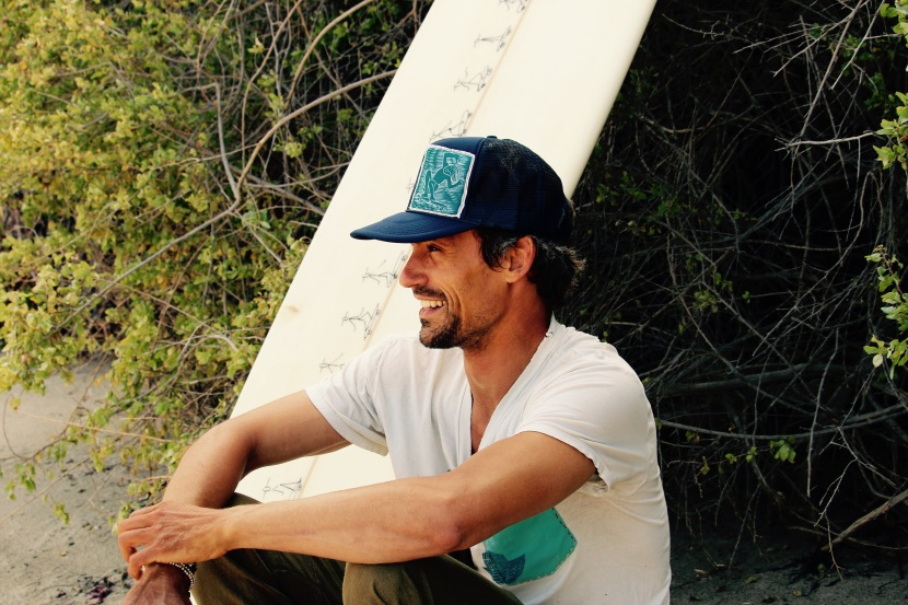 Local Spotlight: Surfer & Artist Daniel George