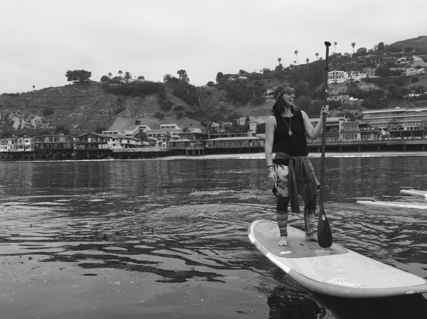 Local Spotlight: Water + Spirit Sessions with Jobi Manson
