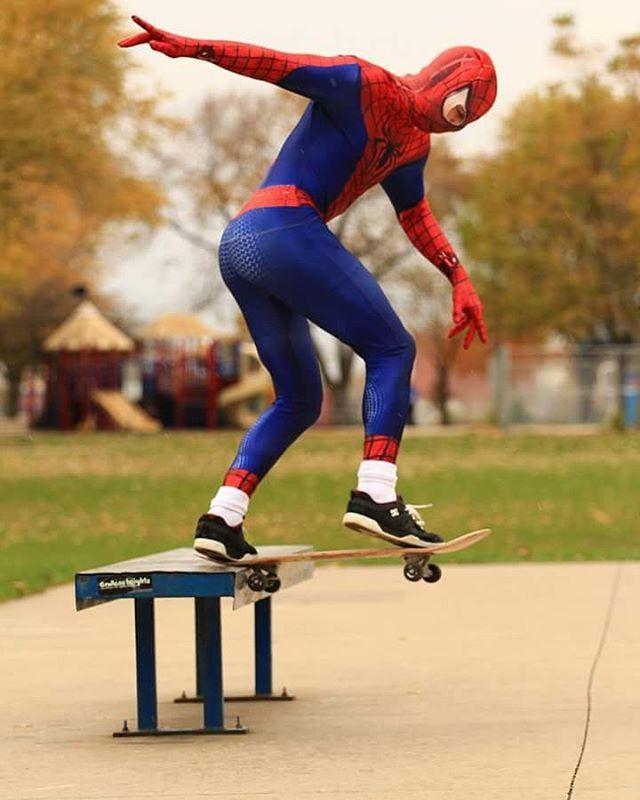 spidermanskate