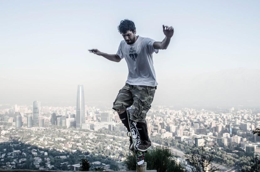 Skate through the Mountains with AlexandreFeliz