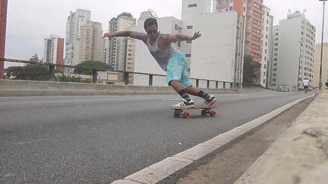 Street Surfing with Adriano Sakumoto
