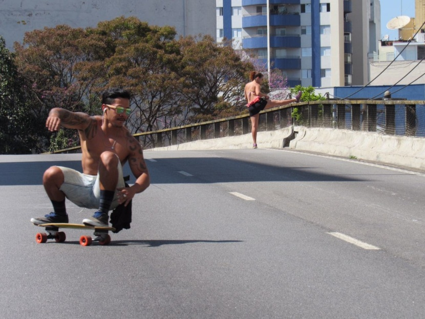 O Surf das Ruas com AdrianoSakumoto